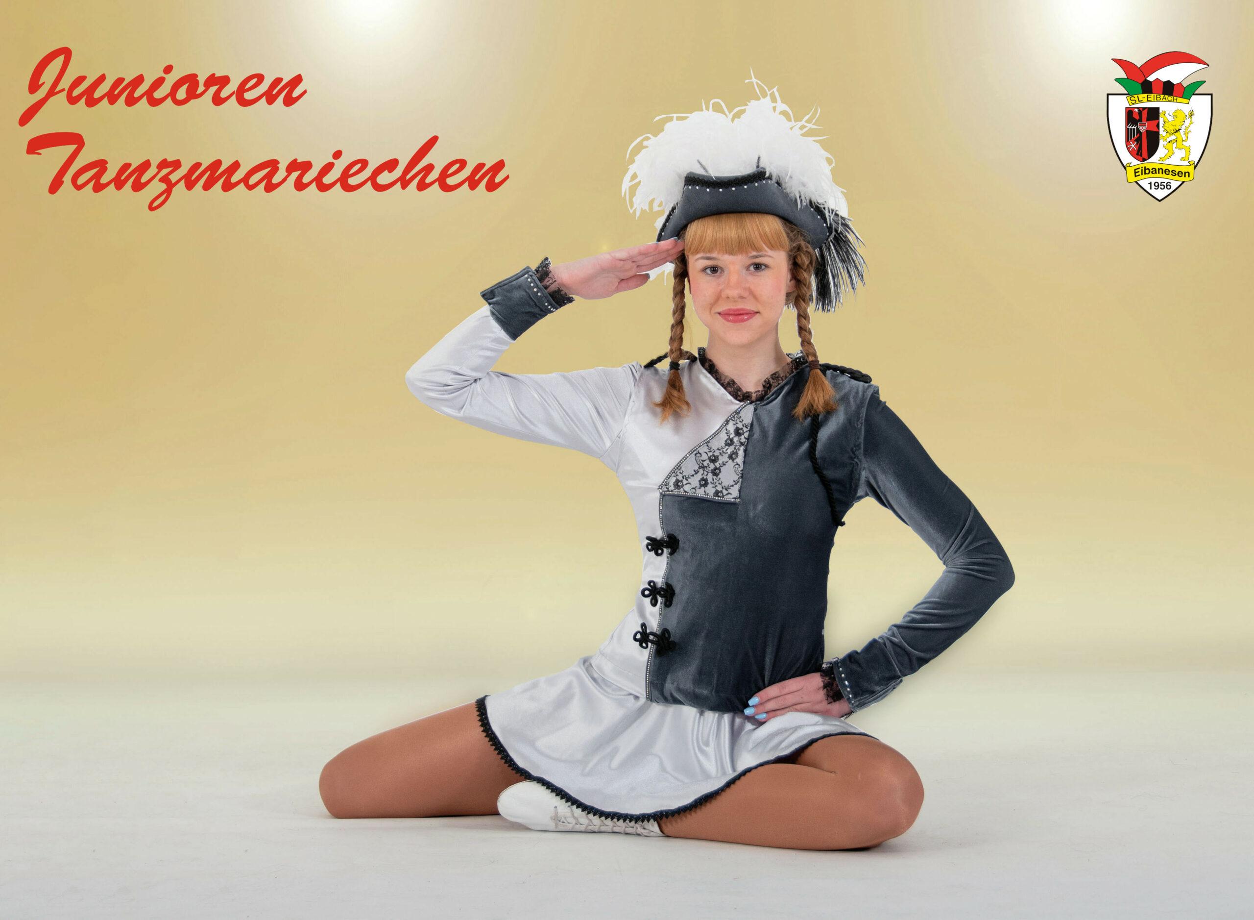 Junioren-Tanzmariechen